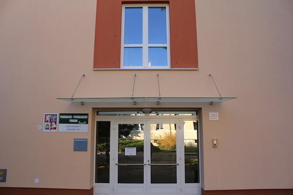 Obr. 1: Pedagogicko - psychologická poradna Ústí nad Orlicí.