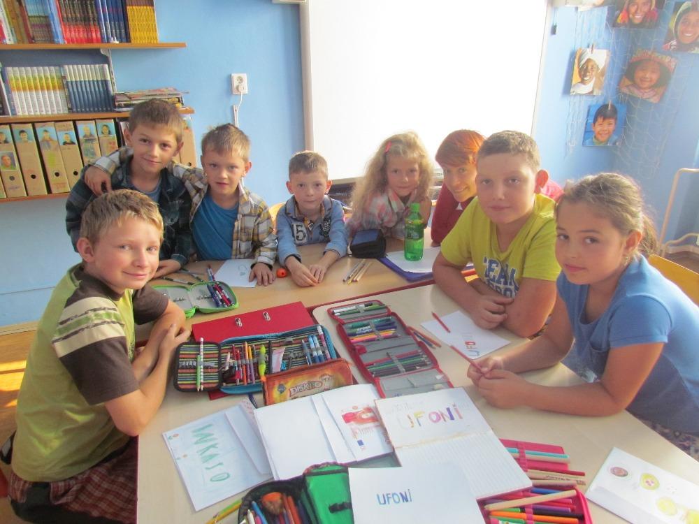 Projektový den Peníze v rodině Modrá škola - ZŠ a MŠ Svitavy, Lačnov