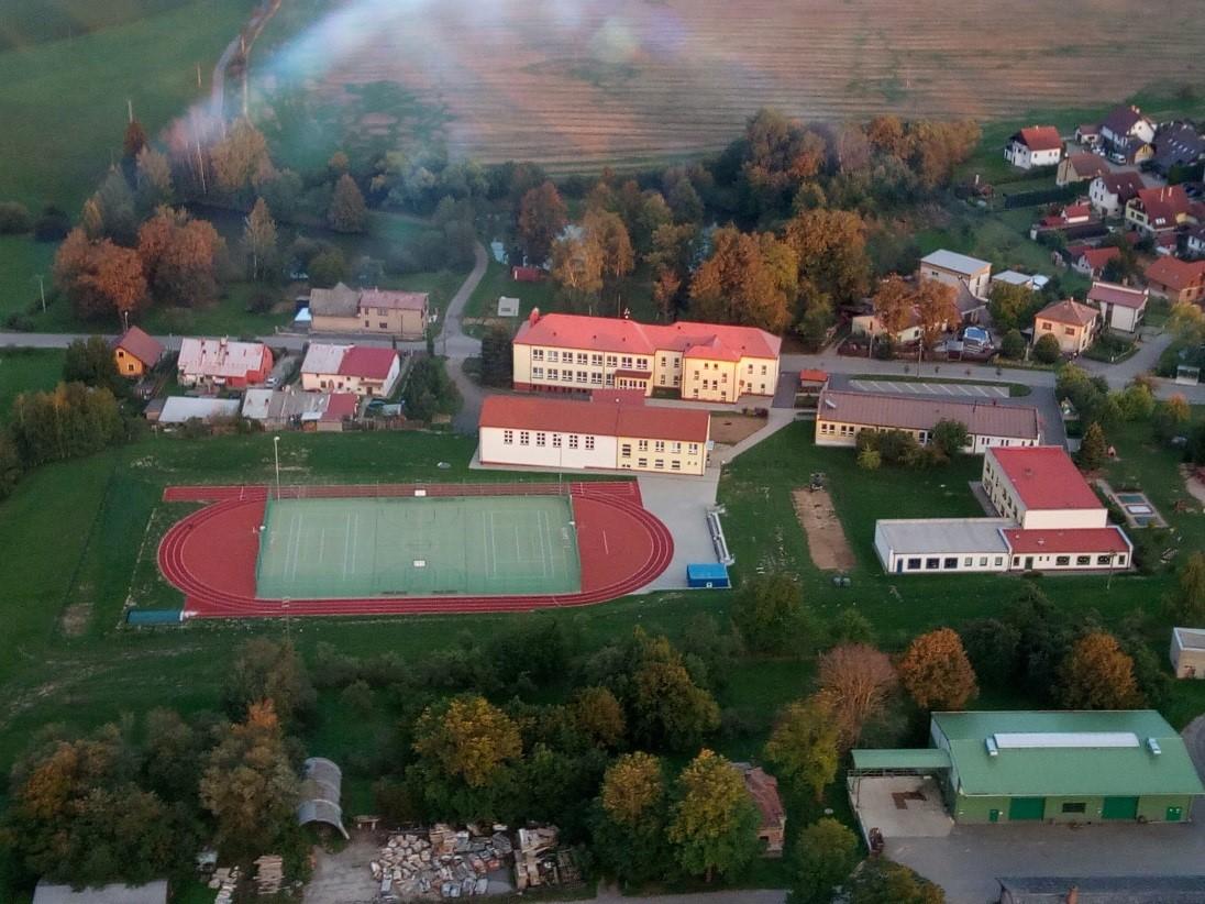 Základní a mateřská škola Bohuslava Ryenka v Lípě