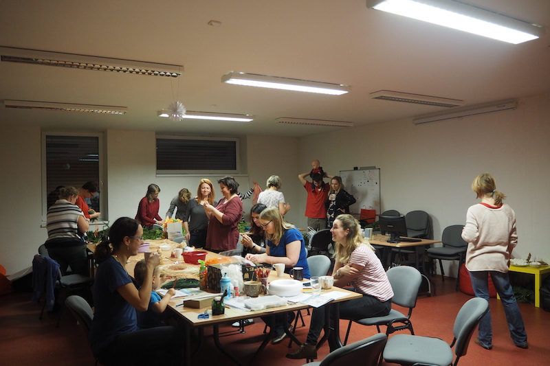 Setkání pracovního týmu Pedagogicko-psychologické poradny Ústí nad Orlicí