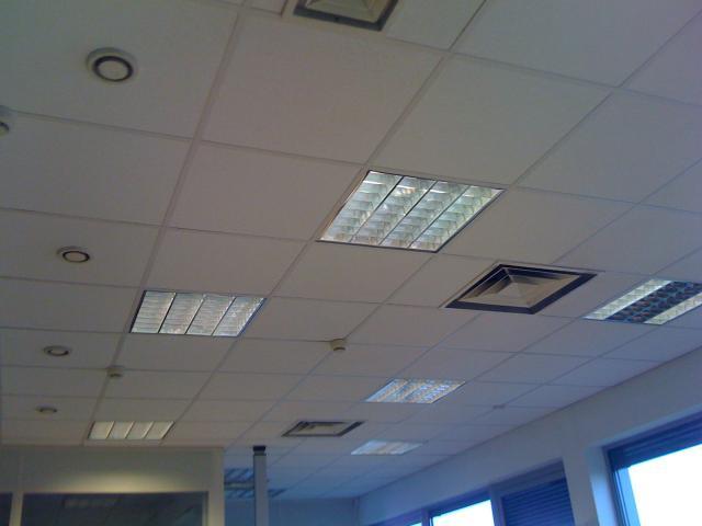 4 - kazetový strop